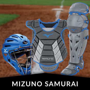 Mizuno Samurai Catcher Sets