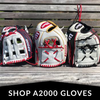 Wilson A2000 Softball Gloves