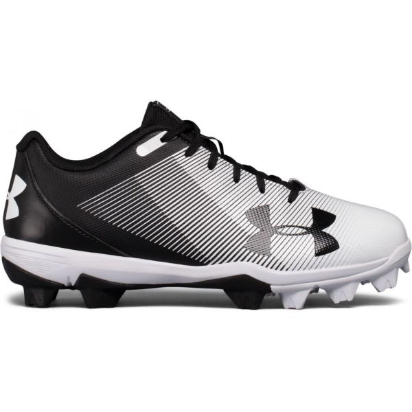 Under Armour Youth Leadoff Low Molded Baseball Cleats