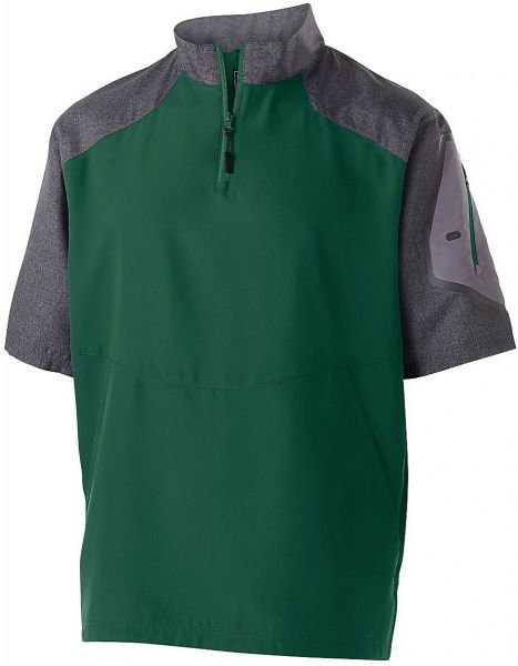Holloway Adult Raider Short Sleeve Pullover