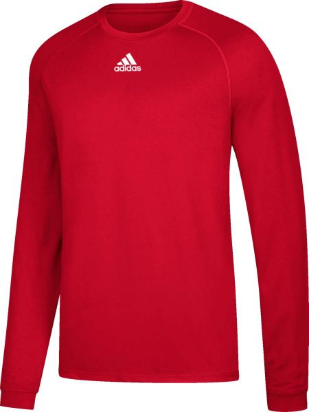 Adidas Men's Climalite Long Sleeve Shirt