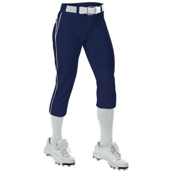 Alleson Women's Belted Fastpitch Pant