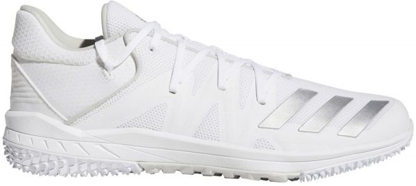Adidas Men's Speed Turf Trainers - White/Silver