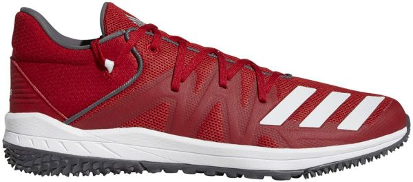 Adidas Men's Speed Turf Trainers - Red/White