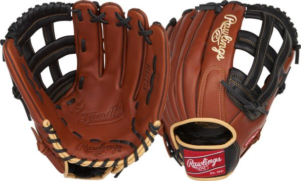 "Rawlings Sandlot Series 12.75/"" Baseball Glove"