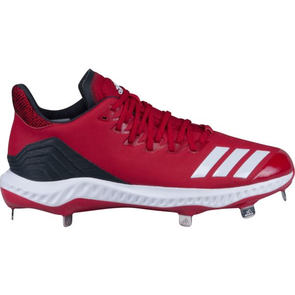 Adidas Men's Icon 4 BOUNCE Metal Baseball Cleats