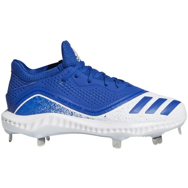 Adidas Women's Icon V Bounce Low Metal Fastpitch Cleats