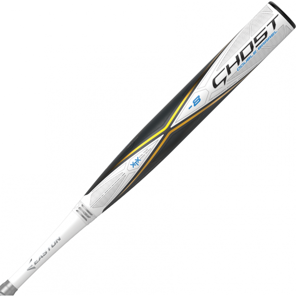 Easton 2020 Ghost Double Barrel Dual Stamp -8 Fastpitch Bat