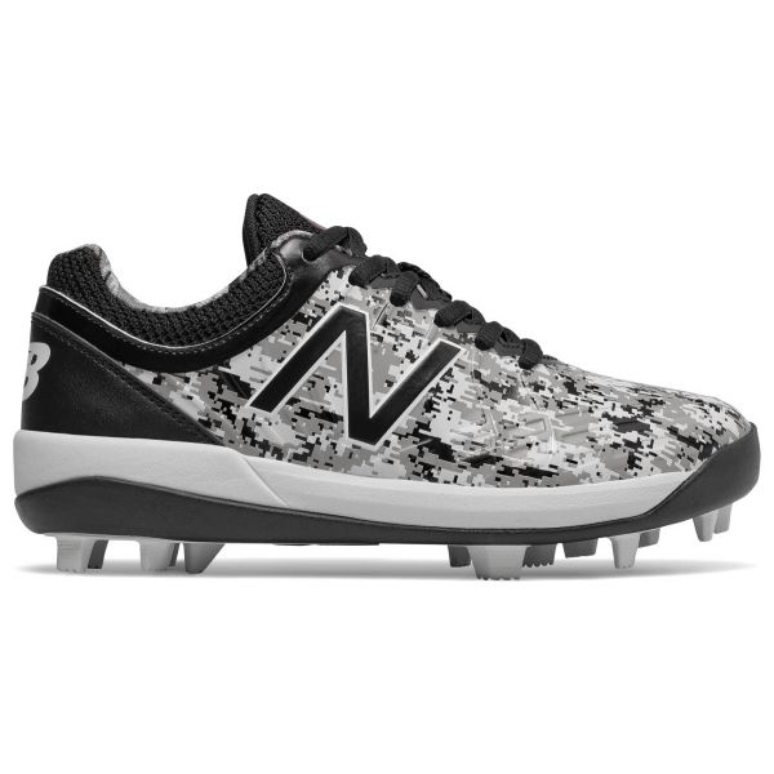 New Balance Youth 4040v5 Low Molded Baseball Cleats