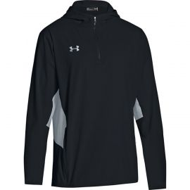 Under Armour Men's Squad Woven 1/4 Zip Pullover