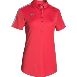 Under Armour Women's Team Armour Colorblock Polo