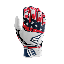 Easton Stars & Stripes Walk-Off Youth Batting Gloves