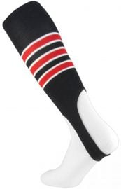 "Twin City Adult 7"" Stirrup Pattern Sock"