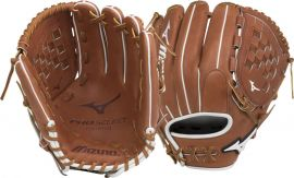"Mizuno Pro Select Fastpitch 12"" Softball Glove"