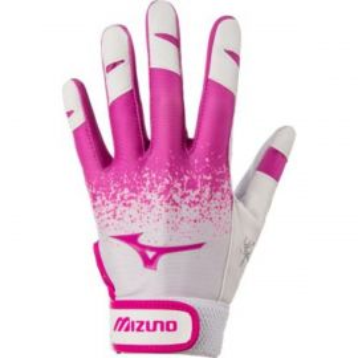 Mizuno Girls' Finch Softball Batting Gloves