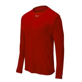 Mizuno Youth Long Sleeve Compression Crew Shirt