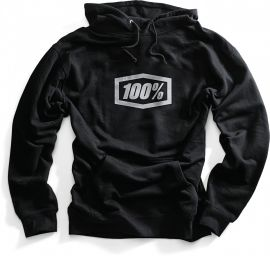 100% Men's Essential Hooded Pullover