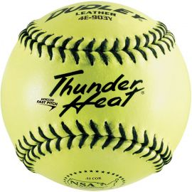 "Dudley 11"" Thunder Heat NSA Leather Fastpitch Softball (DZ)"