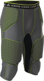 Alleson Adult Core Integrated Seven Pad Football Girdle