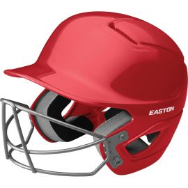 EASTON ALPHA BAT HELMET W/MASK 19F