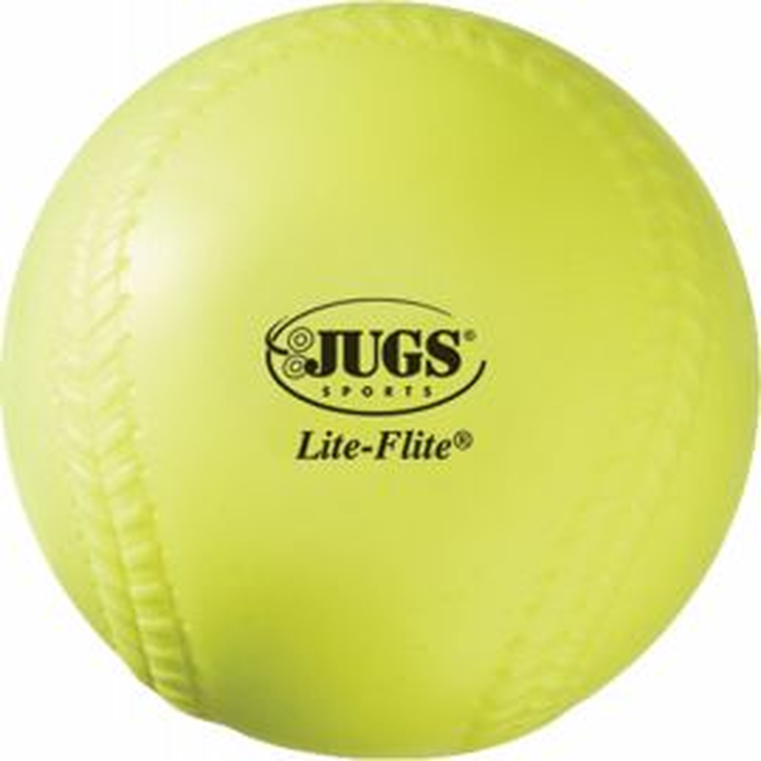 "Jugs Sports 12"" Lite Flite Softball (Dozen)"