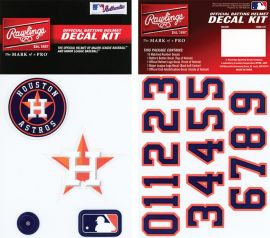 MLB Authentic Decal Kit