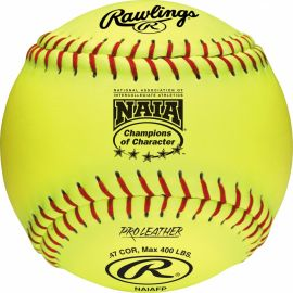 "12"" NAIA Fastpitch Softball Dozen NAIAFPDZ"