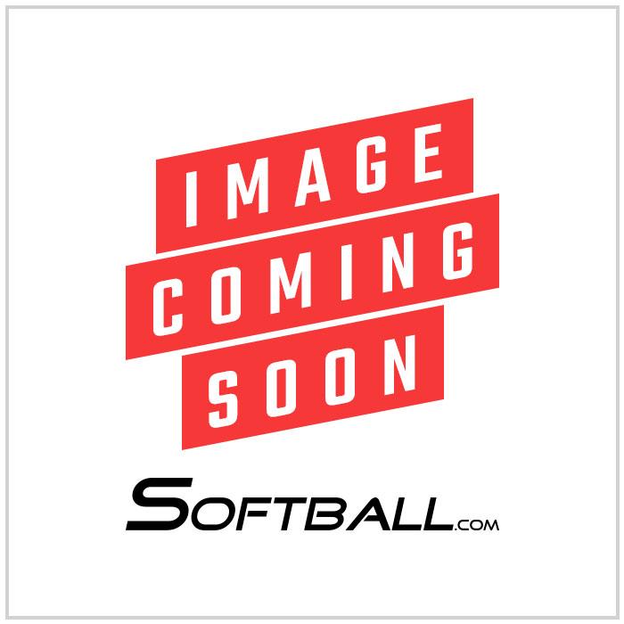 "Baden 12"" Red Seam Yellow Dimple Softball (Dozen)"
