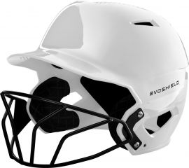 Adult XVT Batting Helmet w/Fastpitch Mask WTV7130