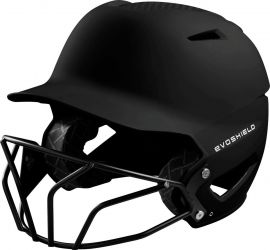 Youth XVT Matte Batting Helmet w/Fastpitch Mask WTV7135Y