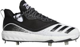 Adidas Men's Icon V Mid Metal Baseball Cleats