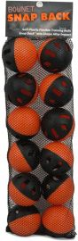 Bownet Snap Back Mini Training Balls (Dozen)