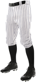 Champro Youth Triple Crown Knicker Pinstripe Baseball Pant