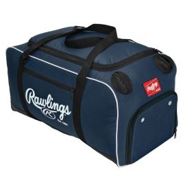 Rawlings Covert Duffle Bag with Bat Sleeves