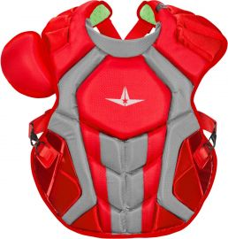 """All Star Adult System7 Axis Catchers Chest Protector (16.5"""")"""