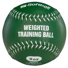 "Softball.com 12"" Weighted Training Softballs"