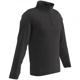 Element MICRO-FLEX 1/4 ZIP Pullover Warm Up Jersey FLC25A