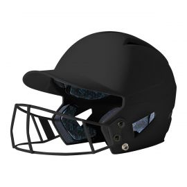 Champro HX Rise Fastpitch Batting Helmet w/ Mask
