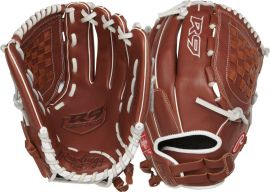 """Rawlings R9 Series 12.5"""" Finger Shift Fastpitch Glove"""