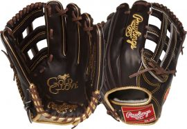 "Rawlings Gold Glove Mocha 12.75"" Baseball Glove"