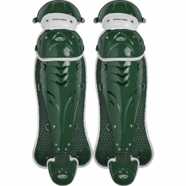 """Rawlings Adult VELO Series 16.5"""" Catcher's Leg Guards"""