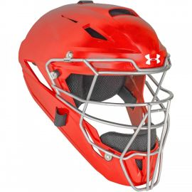 Under Armour Adult Converge Matte Catcher's Helmet