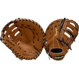 "Wilson A900 Series 12"" Baseball Firstbase Mitt"