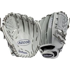 "Wilson A2000 Fastpitch SuperSkin P12 12"" Softball Glove"