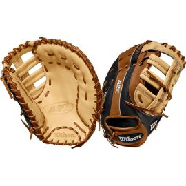 "Wilson 2020 A2K 2820 SS Series 12.5"" Firstbase Baseball Mitt"