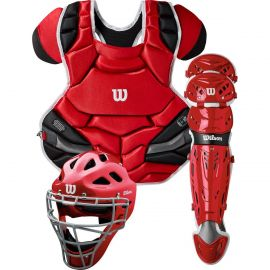 Wilson Adult C1K NOCSAE Catcher's Set