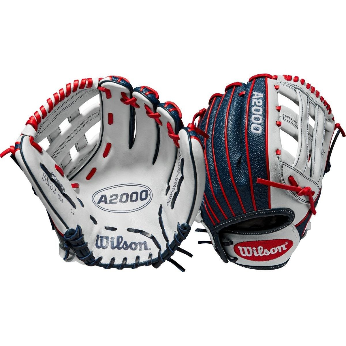 Wilson A2000 Sierra Romero Game Model Fastpitch Glove
