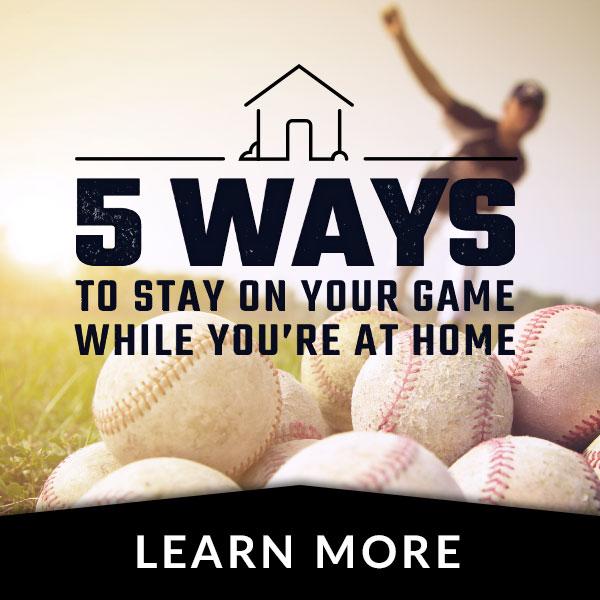 Softball - Training At Home