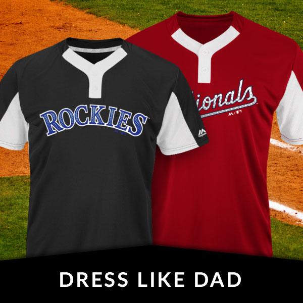 Dress Like Dad