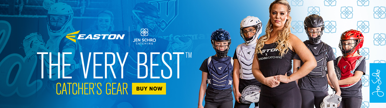 Jen Schro The Very Best Catcher's Gear